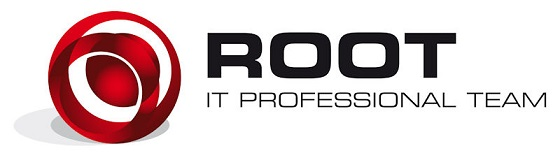 Logo ROOT - IT Professional Team