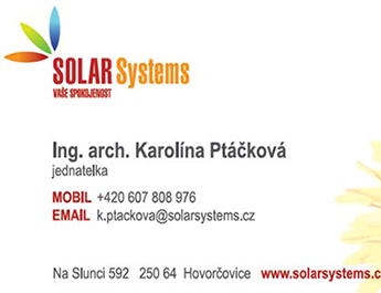 Solar systems - Corporate identity