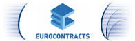 Corporate identity pro Eurocontrats s.r.o.